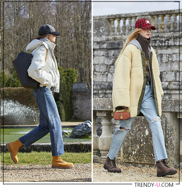Модные женские джинсы для осени 2021