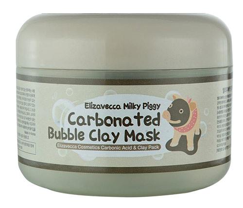 Один из самых популярных продуктов бренда – глиняная пузырьковая маска, очищающая и тонизирующая кожу