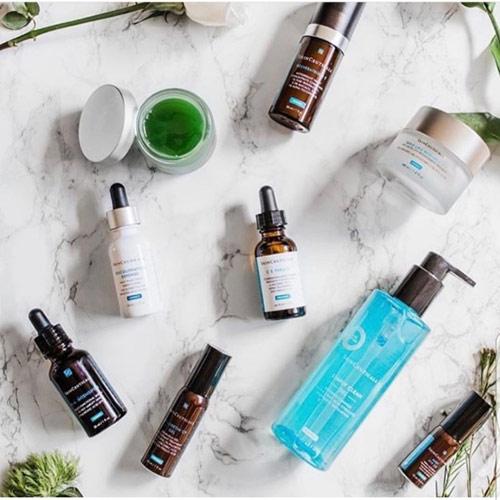 В основе косметики SkinCeuticals – активные вещества, проникающие в глубинные слои дермы