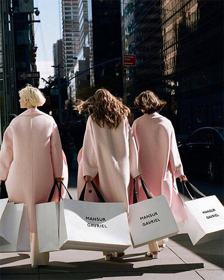 Как проходит шоппинг со стилистом