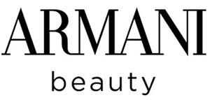 Логотип косметической компании Armani