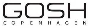 Логотип косметической компании Gosh