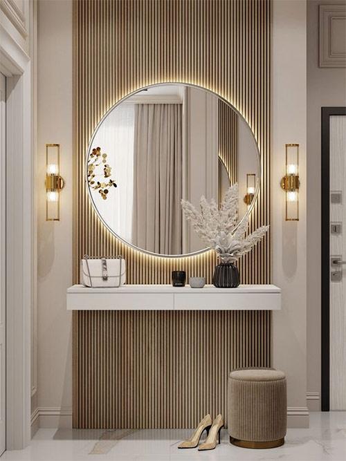 Современная ванная комната. Фрагмент