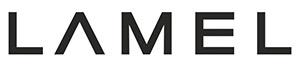 Логотип косметической компании Lamel