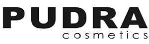 Логотип косметической компании Pudra