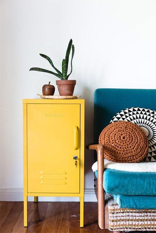Мебель в стиле ретро 70-х