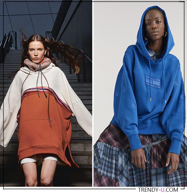 Модные свитшоты от Missoni и Hilfiger 2021