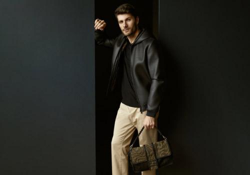 Модная мужская куртка 2021