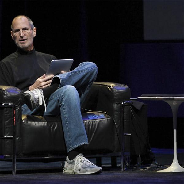 Стив Джобс носил new balance
