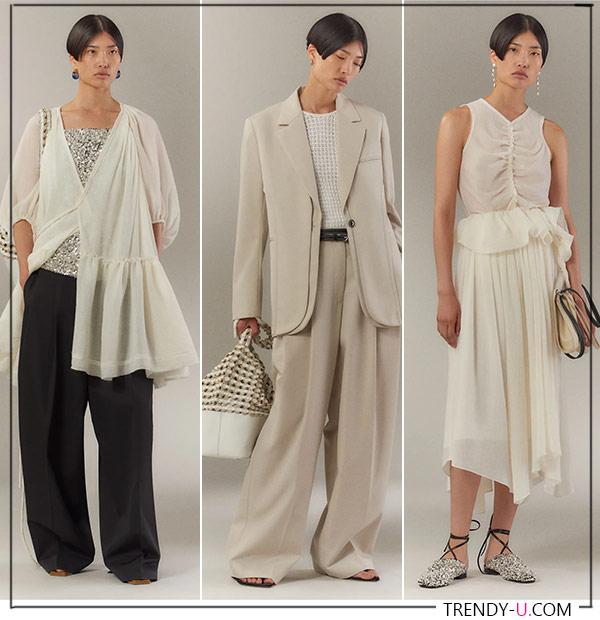 Модная женская одежда весна-лето 2022 из коллекции 3.1. Philipp Lim